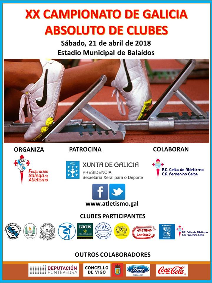 XX Campionato de Galicia de Clubs