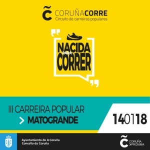 III Carreira Popular Matogrande