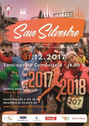 San Silvestre Compostelá 2017