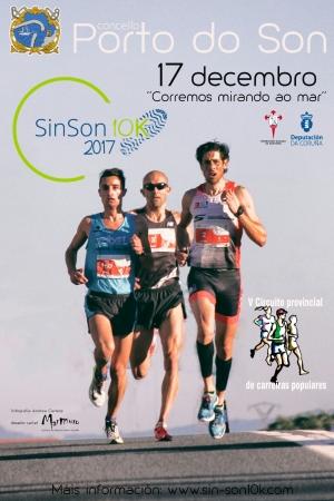 V Carreira Popular Sin – Son 10 Km. 2017