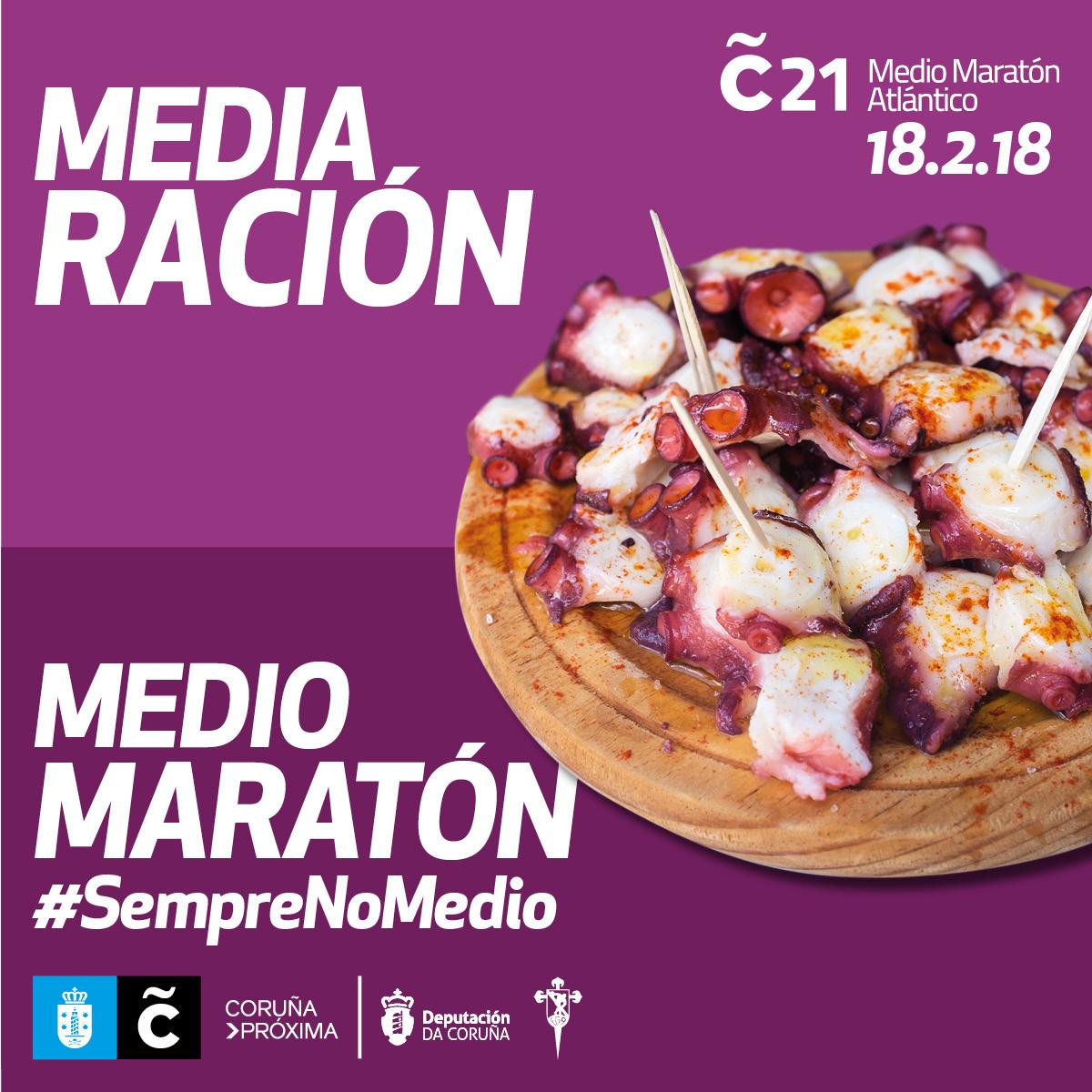 X Medio Maratón A Coruña 21