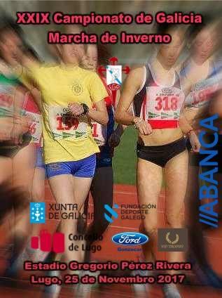 XXIX Campionato de Galicia de Marcha de Inverno