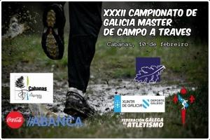 XXXII Campionato de Galicia Máster de Campo a Través