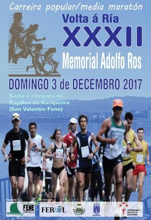 XXXII Memorial Adolfo Ros – Volta á Ría