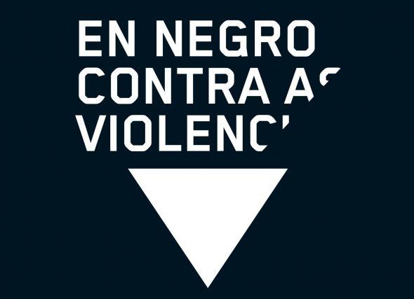 """A FGA súmase a campaña """"En negro contra as violencias machistas"""""""
