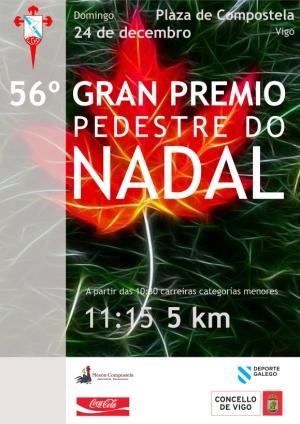LVI Gran Premio Pedestre do Nadal – Carreira do Pavo