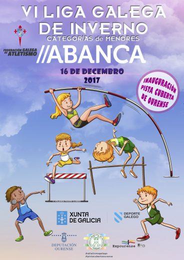 VI Liga Galega de Inverno Categorías de Menores ABANCA – Fase Final