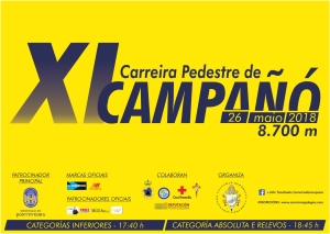 XI Carreira Pedestre de Campañó