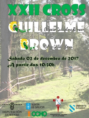 XXII Cros Guillelme Brown