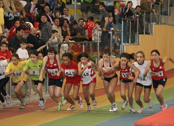 Sedes e datas dos Campionatos de Galicia de Pista Cuberta