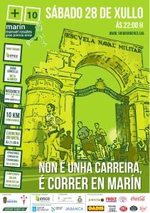 Campionato de Galicia de 10 Km. 2017/2018