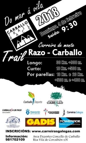 Razo – Carballo Trail Race 2018