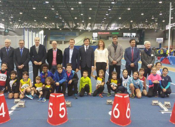 Pista Cuberta de Ourense, consecución dun soño do atletismo galego