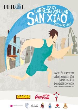 XXXV Carreira Popular San Xiao