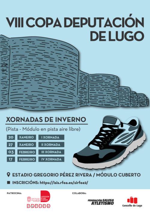 VIII Copa Deputación Lugo – 4ª Xornada