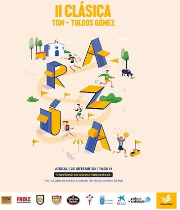 II Clásica TGM – Toldos Gómez Arzúa 2018