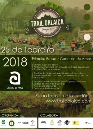 III Trail Galaica Concello de Ames
