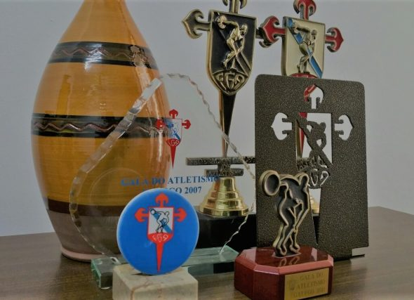 O atletismo galego distingue ós seus estamentos na súa Gala anual