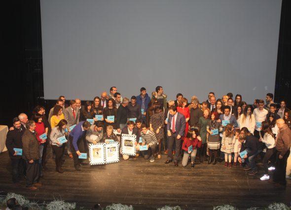 Unha Gala Anual de premio e estímulo