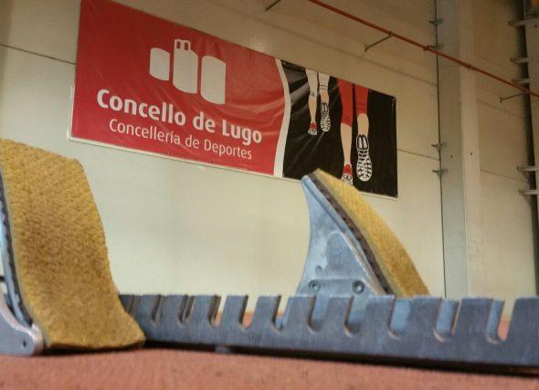 Seijas e Sainz-Maza dominaron as combinadas baixo teito