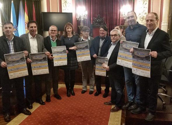 Presentouse o Campionato de Galicia Absoluto Indoor