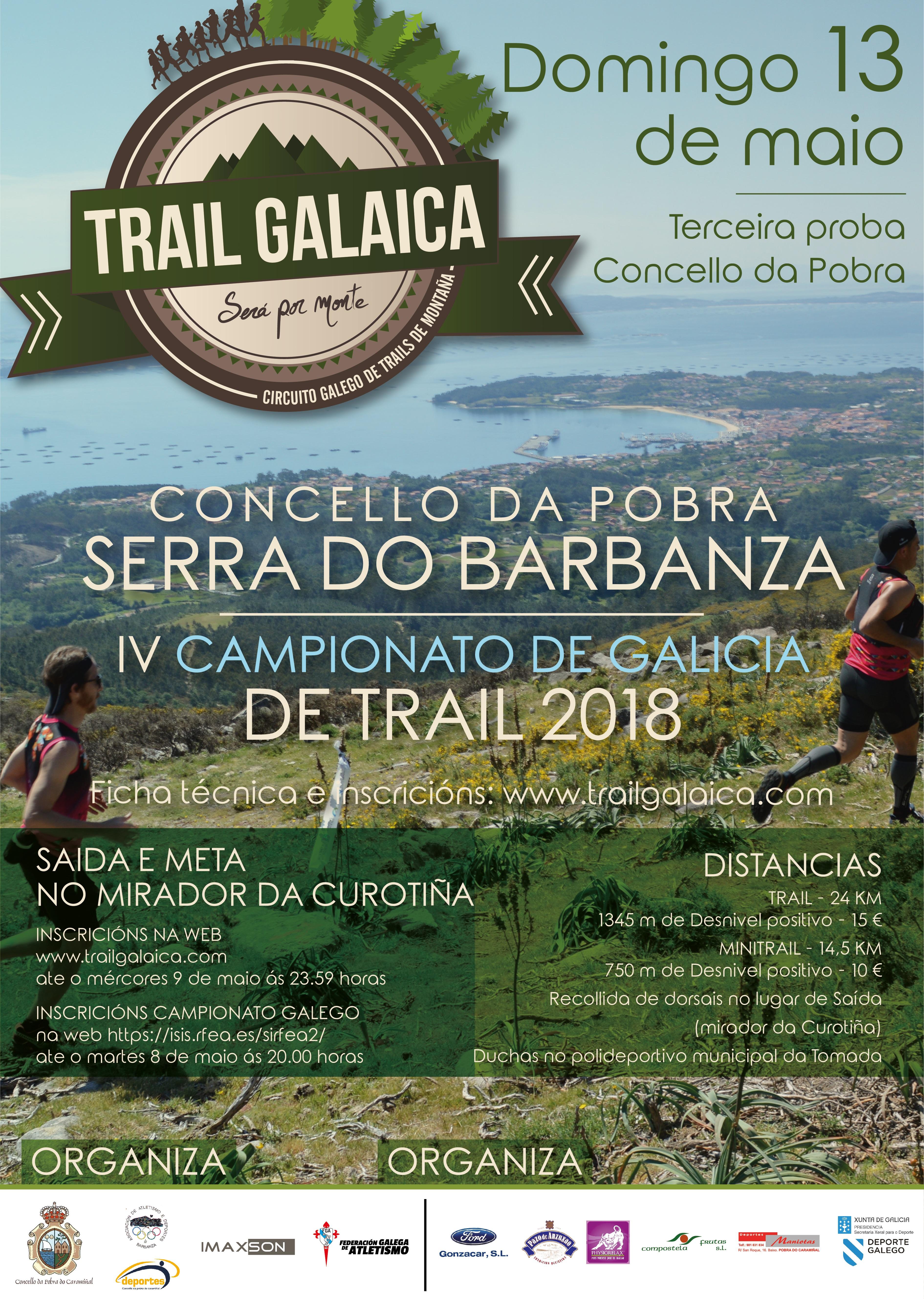 IV Campionato de Galicia de Trail