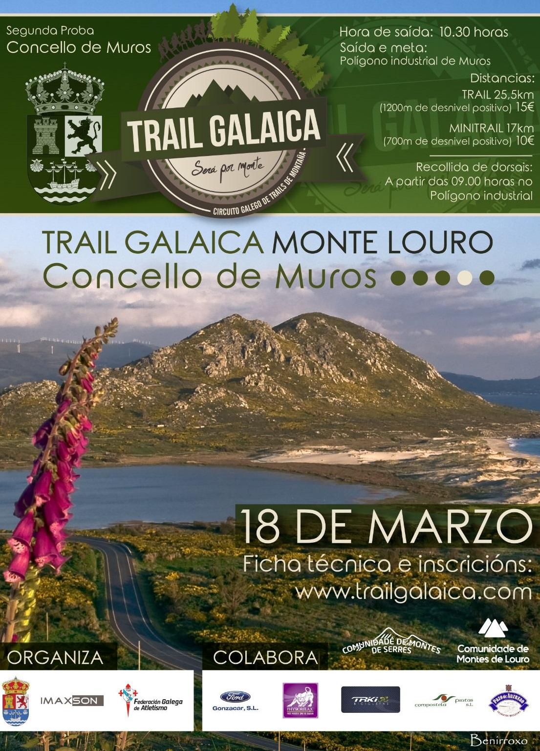 Trail Galaica Concello de Muros 2018