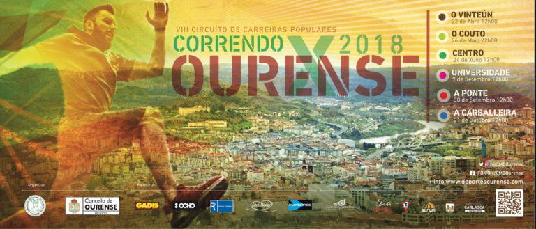 VIII Circuíto Correndo x Ourense – Carreira da Universidade