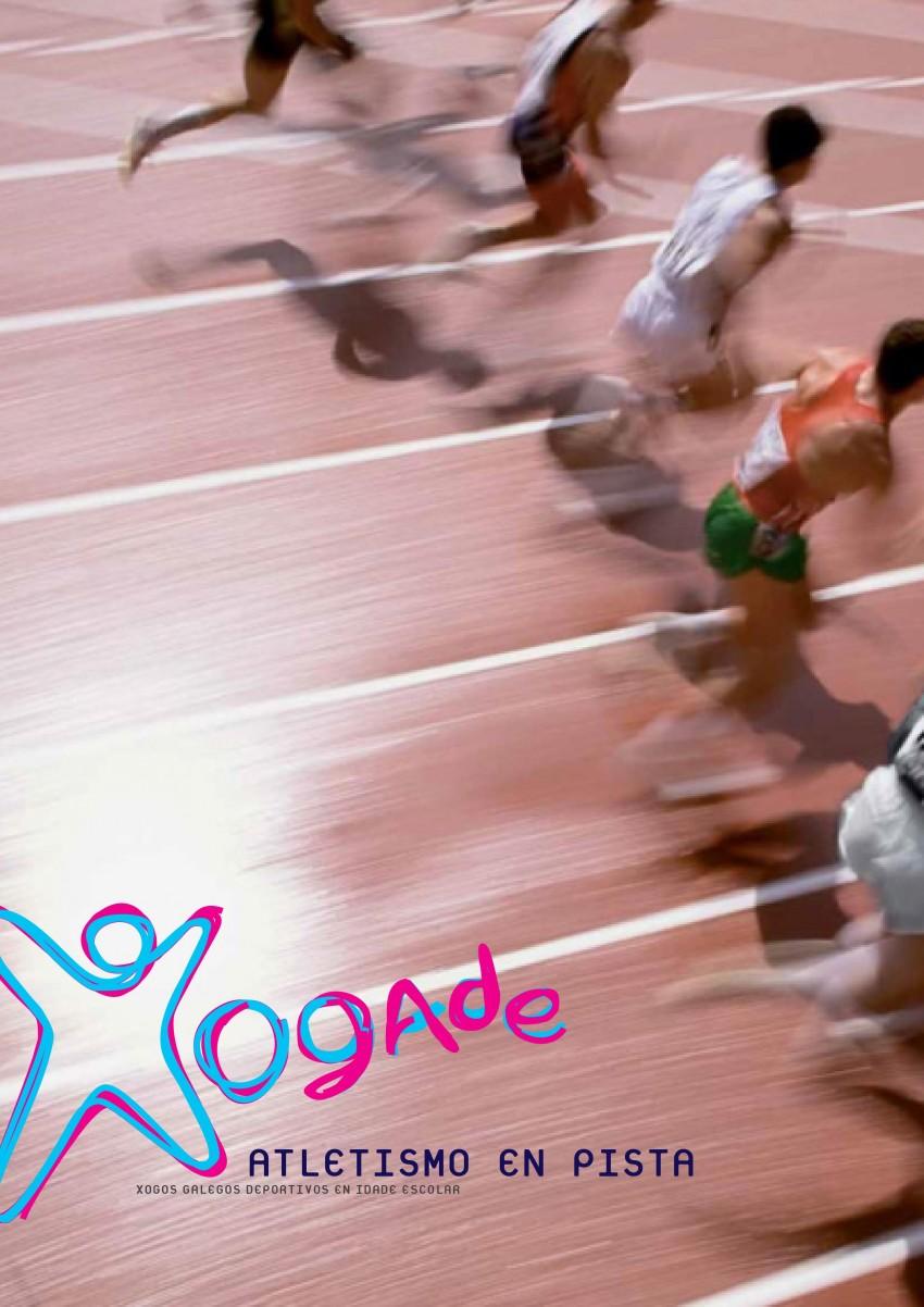 Xogade – Atletismo Pista – INF – Combinadas ALE – Ferrol 2017/2018