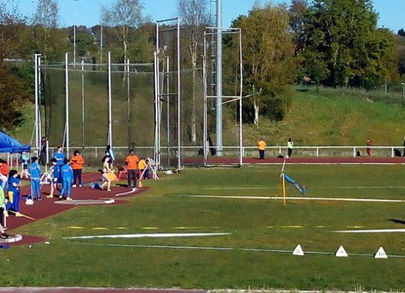Pospónse o Campionato de Galicia Sub-16 e Sub-18 de lanzamentos e probas de aire libre en Lugo