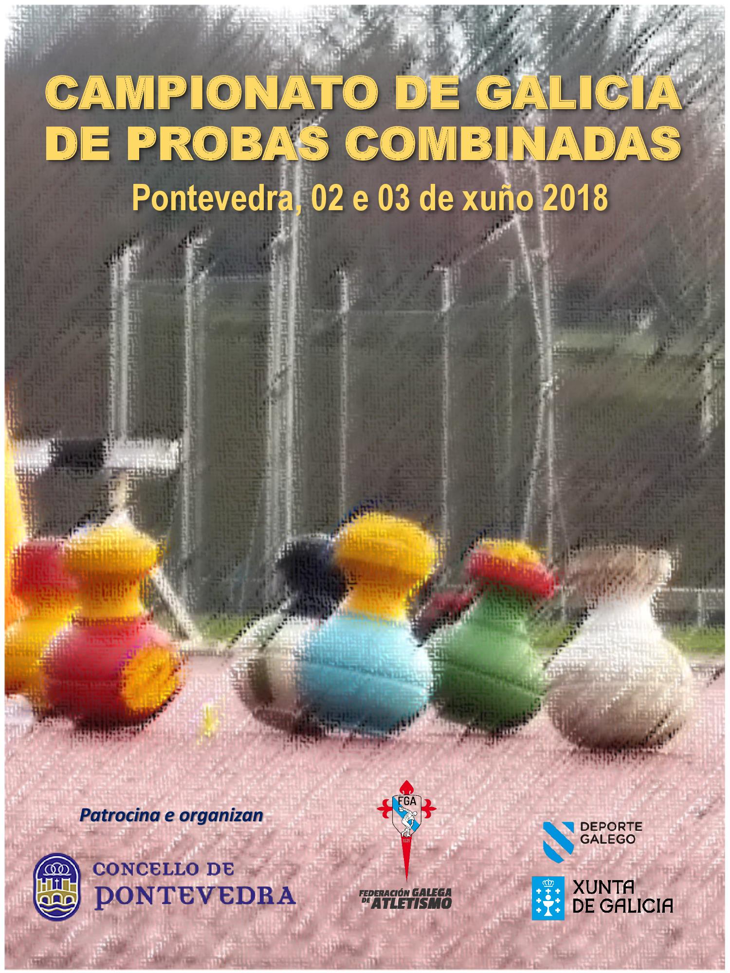 Campionato de Galicia de Combinadas 2017/2018