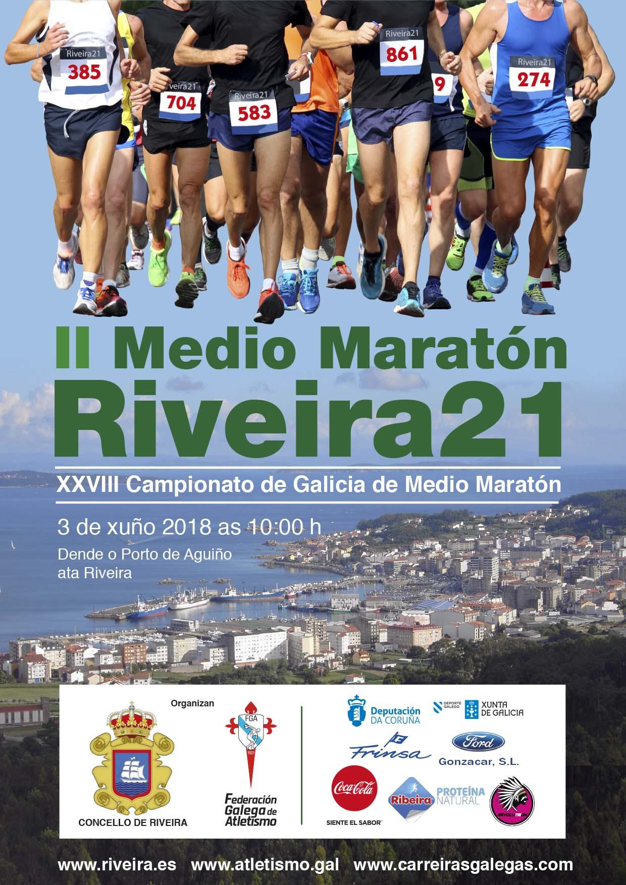 XXVIII Campionato de Galicia de Medio Maratón