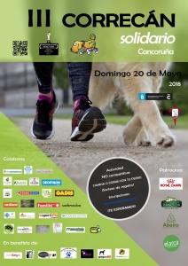 III Correcán Solidario Cancoruña