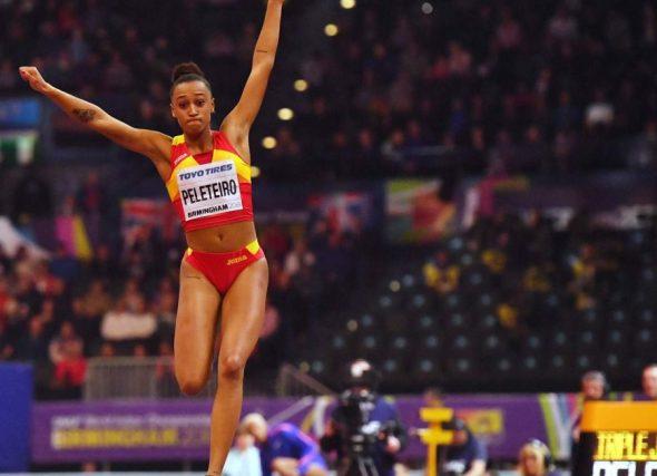 Ana Peleteiro fai historia acadando un bronce no campionato mundial