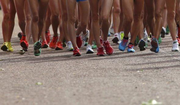 Campionato de España de 20 km. marcha en Ruta