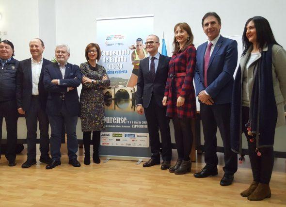 Ourense acolle a gran cita nacional Sub-20