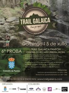 Trail Galaica Pantón – Canóns do Río Miño 2018