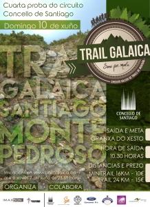Trail Galaica Santiago 2018