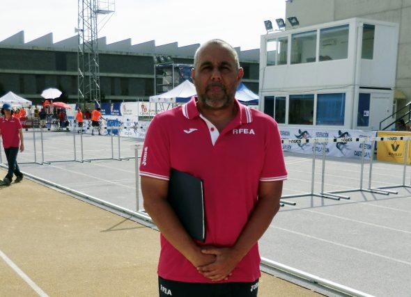 Xuíz Acompañante Selección Española