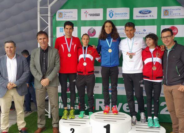 Sen sorpresas no Galego de Medio Maratón