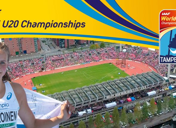 Nomeamentos IAAF – Campionato Mundo U20