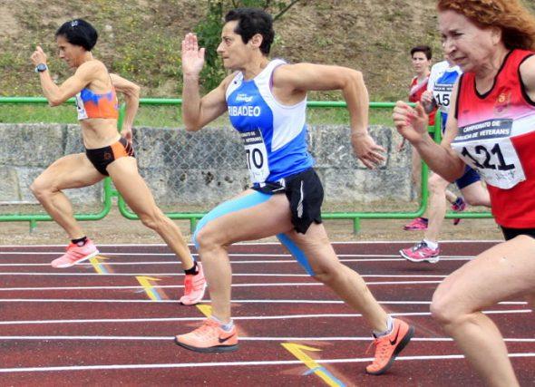Importante cita co atletismo máster galego na fin de semana