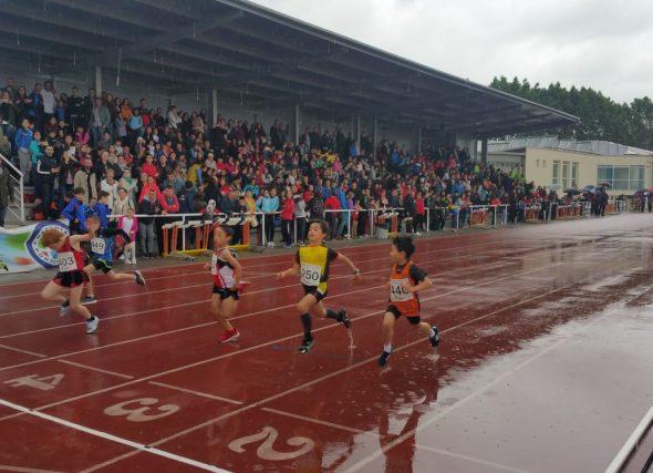 Moita deportividade e ganas no galego de Pontevedra