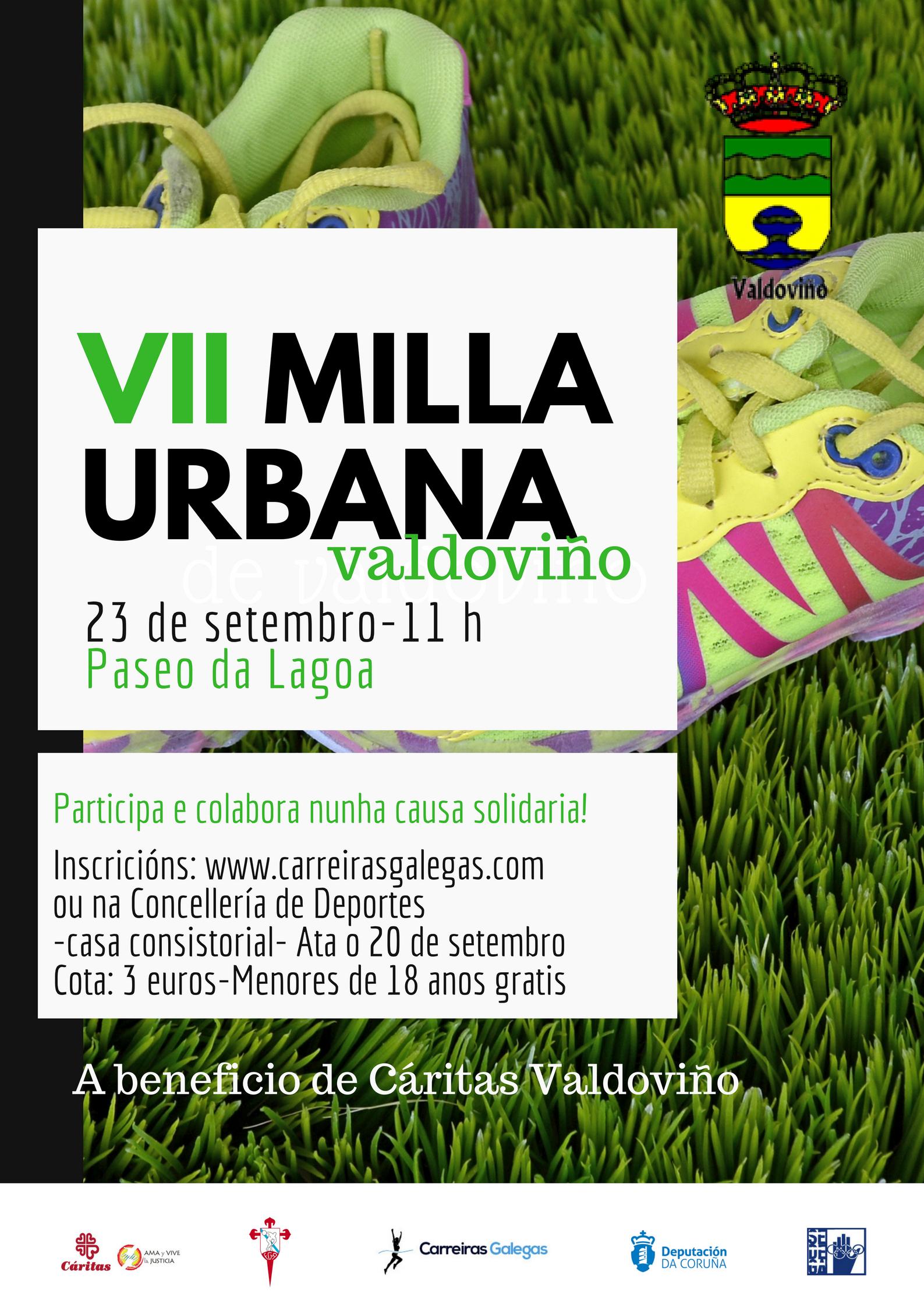 VII Milla Urbana Concello de Valdoviño
