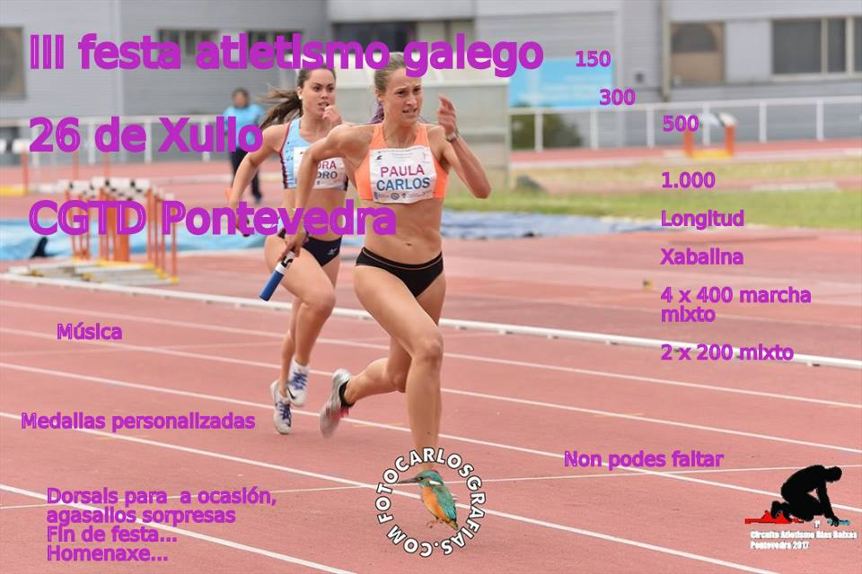 III Festa do Atletismo Galego
