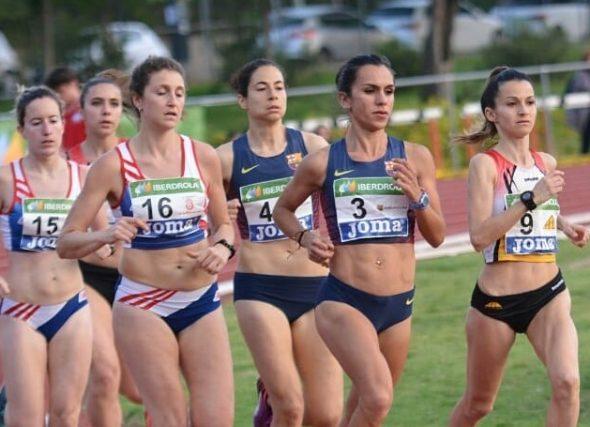O atletismo galego fala en feminino