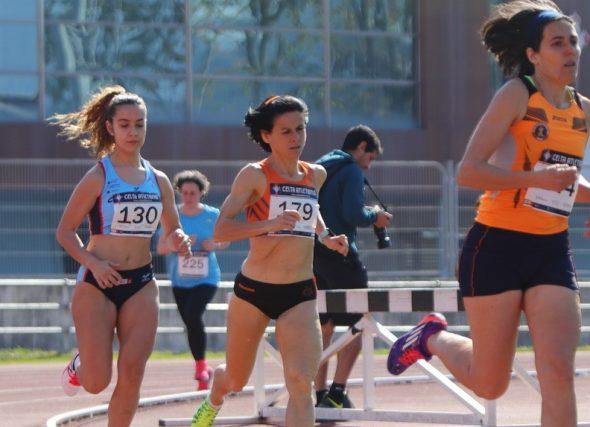 Intensa e importante actividade atlética autonómica