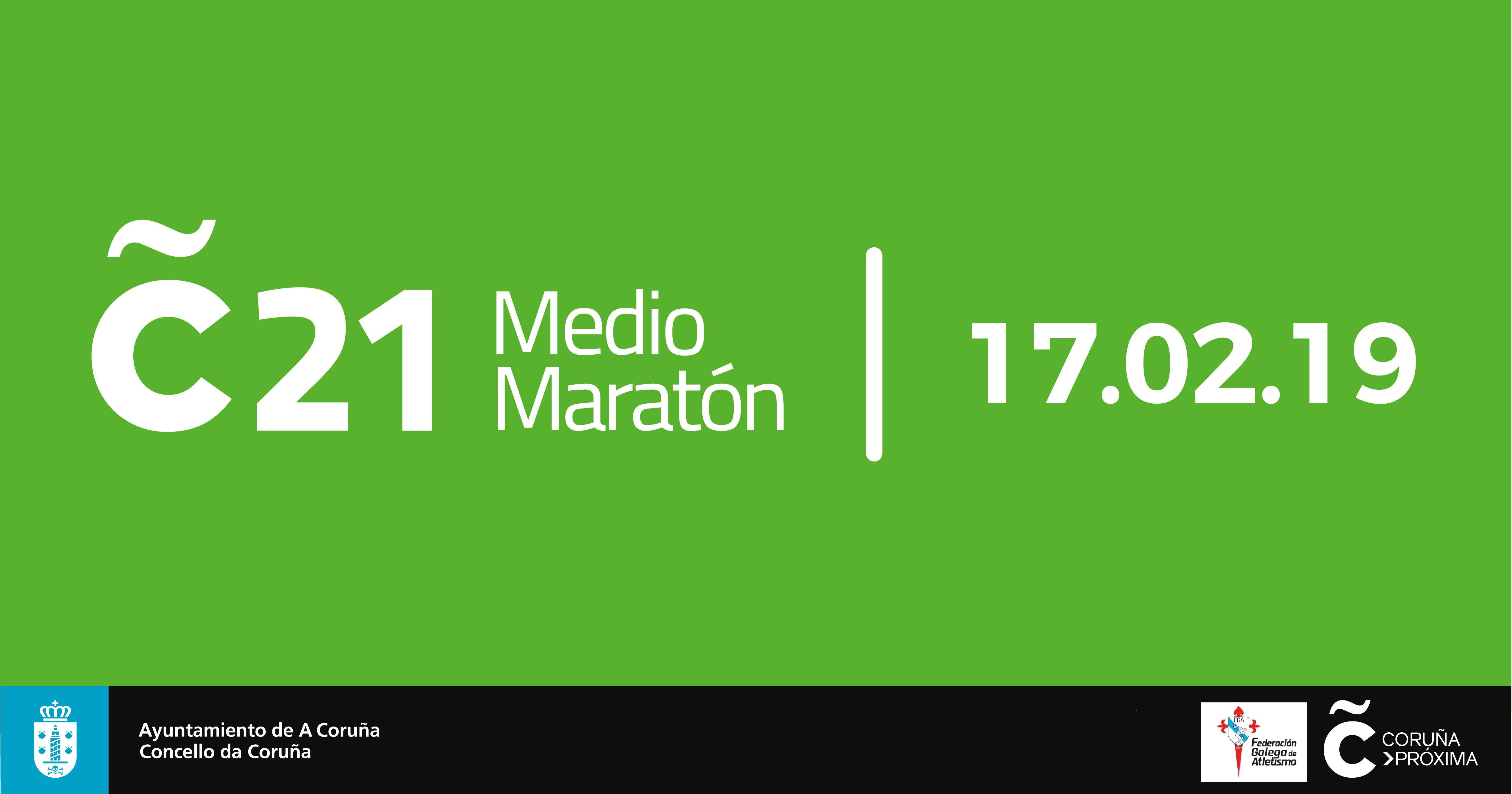 XI Medio Maratón A Coruña 21