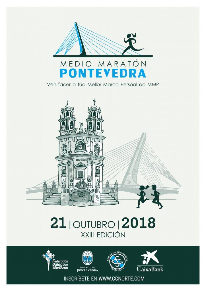 XXIII Medio Maratón Pontevedra Caixabank