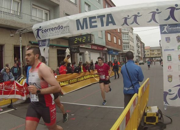 Vimianzo inaugura setembro co galego dos 5 km.